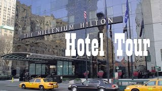Hotel Tour: The Millenium Hilton New York City, NY