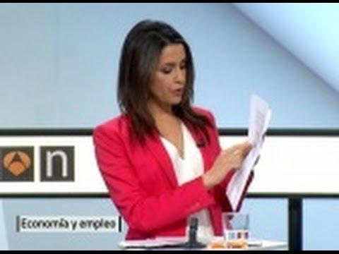 Arrimadas carga contra PP y PSOE por haber cometido los mismos errores en materia laboral