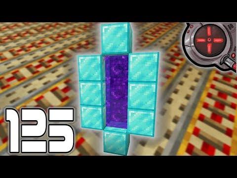 Hermitcraft VI - The Infinity Portal  - Episode 125