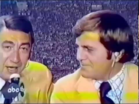 1972 St. Louis at Miami - Monday Night Football Opening