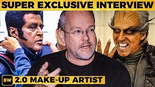 2.0 Rajini's Secret Look - The Man Behind Akshay Kumar's Look | Rajinikanth | Shankar | MY 388