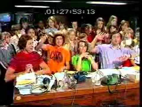 Tiswas end credits in 1975