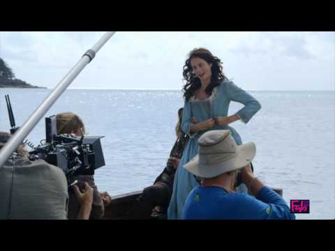 Kaya Scodelario 'Pirates Of The Caribbean 5' Dead Men Tell No Tales