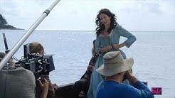 Kaya Scodelario 'Pirates Of The Caribbean 5' Dead Men Tell No Tales