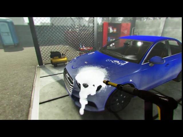 Car Wash Simulator - Official Trailer