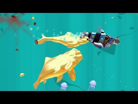 Hungry Shark Evolution Robo Shark Android Gameplay #30