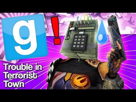 WALKING BOMB | Gmod TTT
