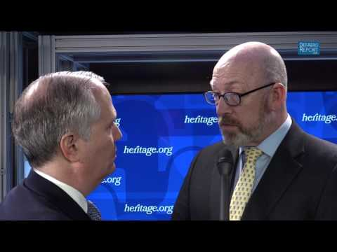 Heritage Foundation's Wood on US Military Capabilities, Strategy, Priorities and Budget