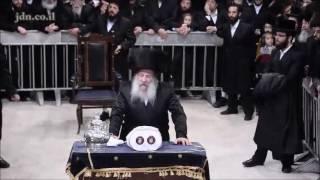 Hachnosas Sefer Torah In Nadvorna - Adar 5777