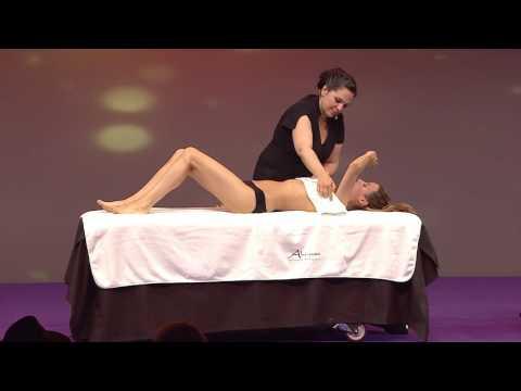 """Congrés LNE 2017 - Isabelle TROMBERT """"Massage : Comment améliorer la qualité de son Toucher ?"""""""