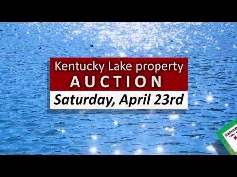 Kentucky Lake property auction