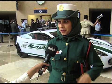 how to become a police officer in dubai