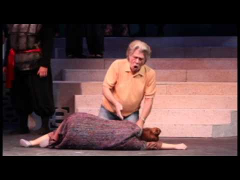 Samuel Ramey discusses his role as Timur in Puccini's 'Turandot'