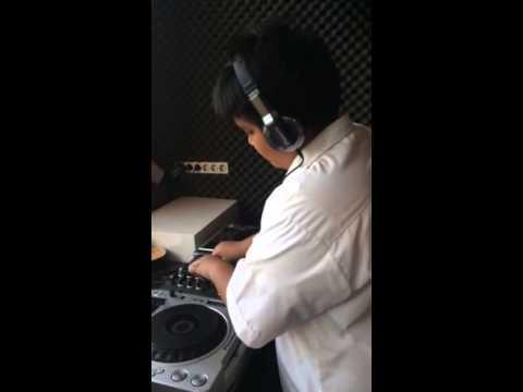 DJ Ranjan on the mix
