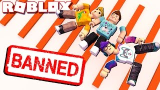 Roblox Adventures - IF YOU FAIL THIS OBBY, YOU GET BANNED!? (Super Check Point)