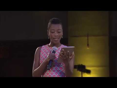 Samira Wiley Receives the Visibility Award - YouTube