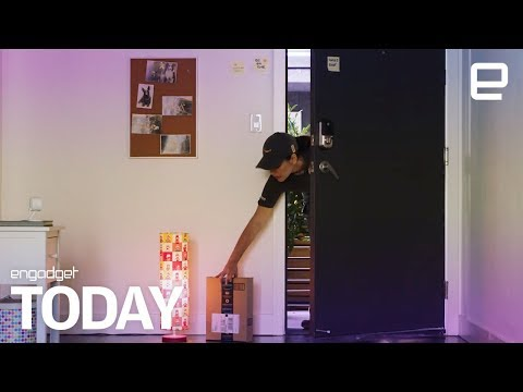Amazon Key will allow couriers inside your home | Engadget Today
