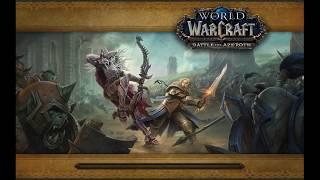 World Of Warcraft Battle For Azeroth (8.3) El misterio de los Amathet
