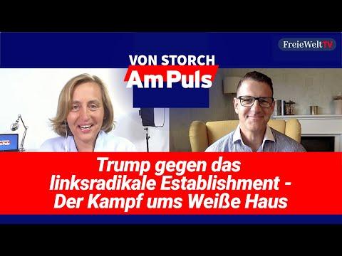 ObamaGate: Trumps Kampf ums Weiße Haus. Beatrix von Storch spricht mit US-Veteran Steven Kuhn