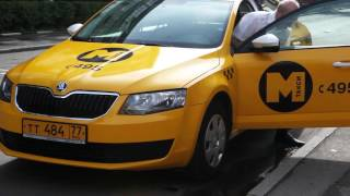видео Где заказать корпоративное такси Skoda