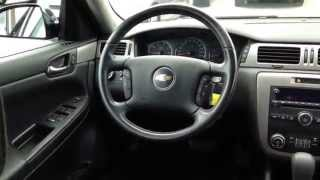 2007 Chevrolet Impala LT ONSTAR|MP3 PLAYER|STEERING WHEEL RADIO CONTROLS