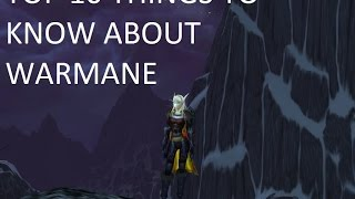 TOP 10 THINGS TO KNOW ABOUT PRIVATE SERVERS | Warmane