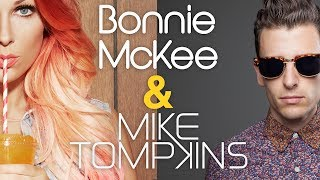 Repeat youtube video American Girl / Canadian Boy - Bonnie McKee - Mike Tompkins