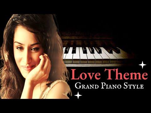 Half Girlfriend {LOVE THEME} Piano Instrumental