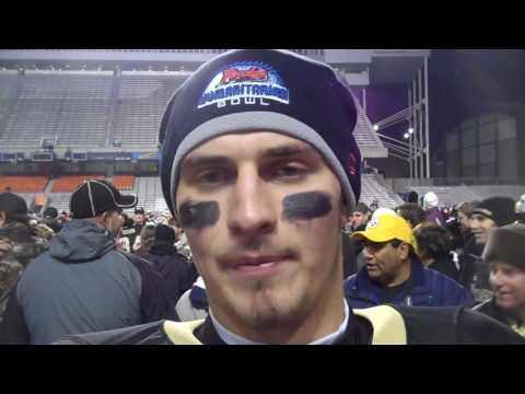 Humanitarian Bowl postgame with Brian Reader