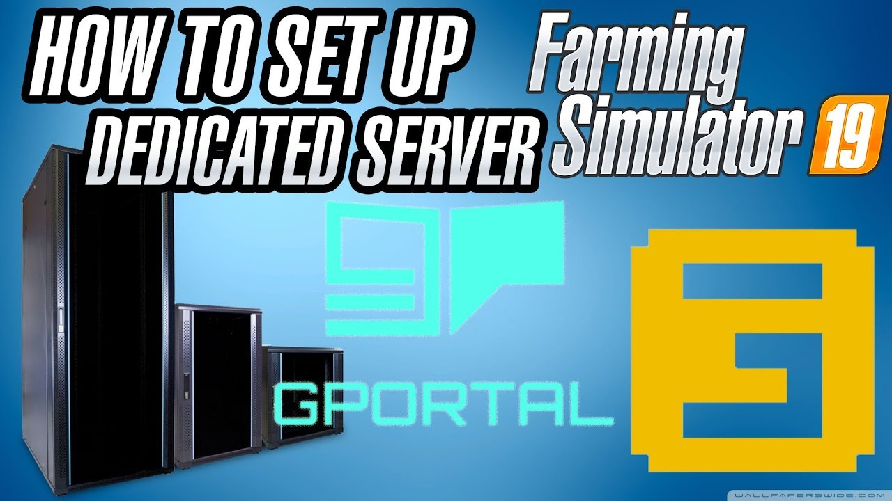 Tutorial - How to set up dedicated server at G-portal com