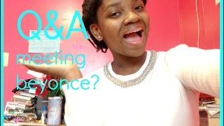 Q&A 6: Meeting Beyonce, iPhone Five Or iPhone Six, Spring Break Plans?!