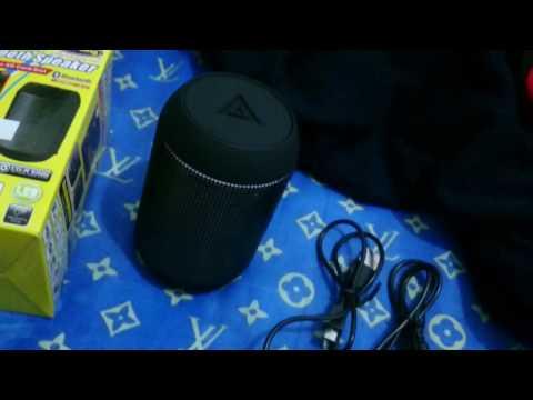 cdr king Linder bluetooth speaker
