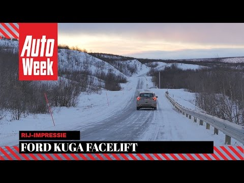 Ford Kuga facelift - AutoWeek Review