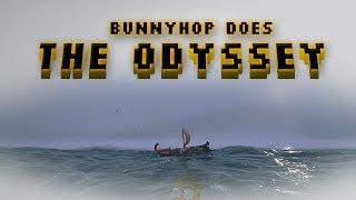 A Review of The Actual Odyssey, Using Assassin's Creed Odyssey, in the Style of The Odyssey