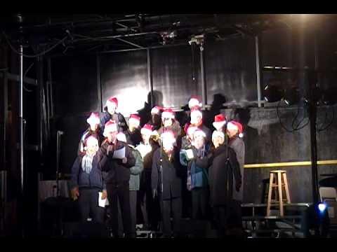 """Have a Holly Jolly Christmas"" (Jamestown Harmony Express)"