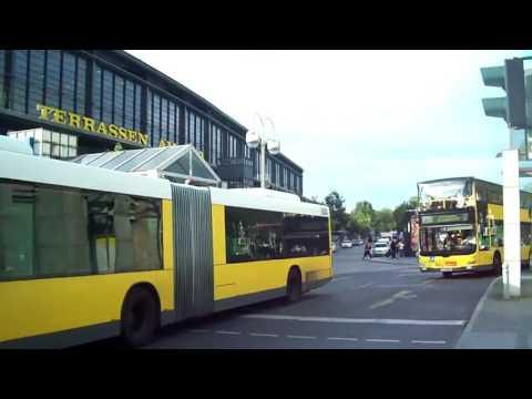 Exclusive: Buses In Berlin, Germany