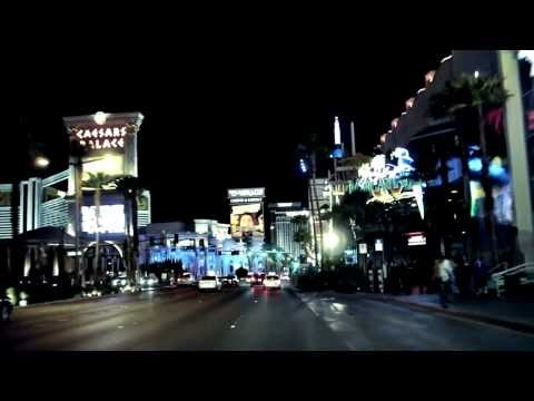 South Point Hotel and Las Vegas @ Night