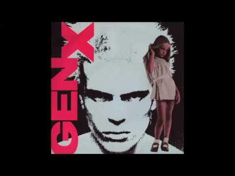Generation X Dancing With Myself BW Ugly Rash