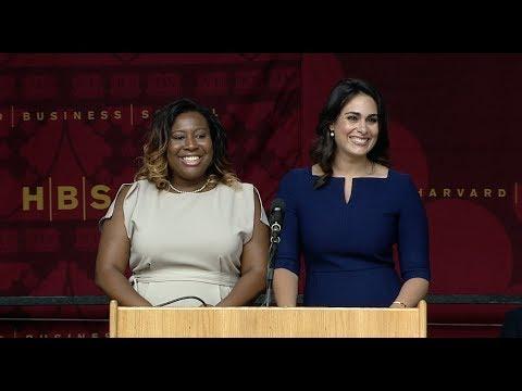 2017 Class Day Student Association Presidents' Address