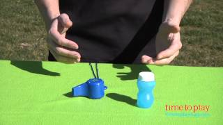 No-Spill Bubble Whistle from Little Kids