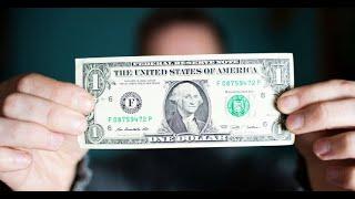 El Oscuro secreto del billete de un Dóllar