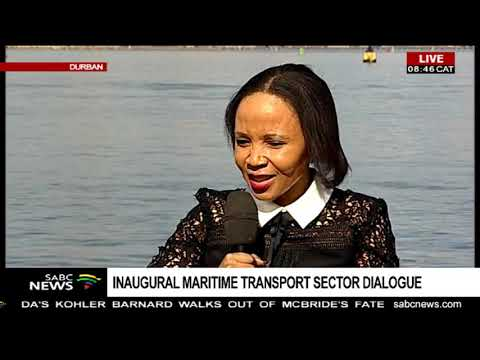 Panel Discussion on the Inaugural Maritime Transport Sector Dialogue
