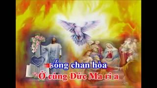 Ngợi Khen Thánh Linh nơi Mẹ Maria  Diệu Hiền