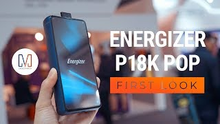 This Energizer phone has a battery that keeps going and going...