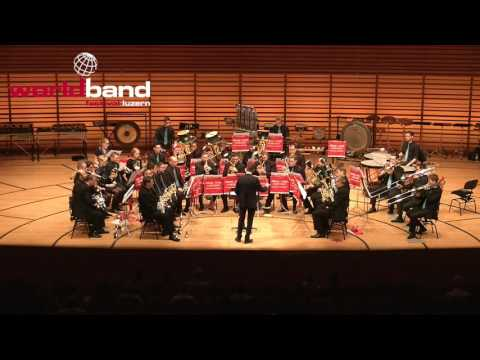 Brass Band Luzern Land - Harmony Music by Philip Sparke