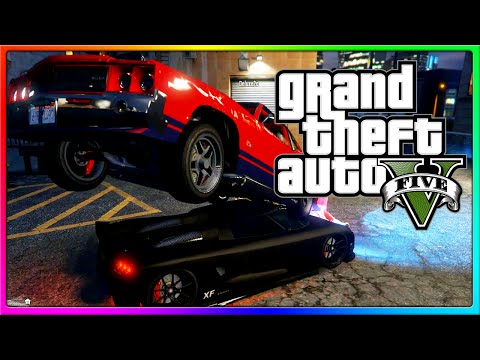 GTA 5 Online PC - FEEESSHH, Mother Brings Me Things, and other Funny Moments! (GTA 5 Funny Moments!)