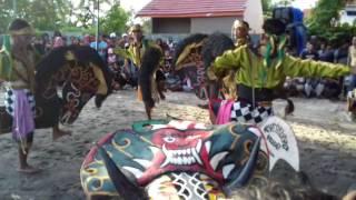 Turonggo Mudo BanjarBaru Jaran&celeng&Bujang ganong& Singo Barong