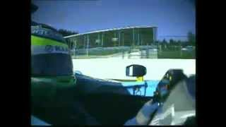 F1 Spa 2005 FP4 - Giancarlo Fisichella Onboard Action!