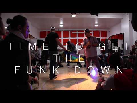 INOX(SPN) VS PRINCE ALI (USA) - POPPIN FINAL TIME TO GET THE FUNK DOWN VOL 1 LONDON 2017