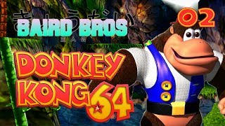 *cough* *cough* | Donkey Kong Chunkles 64 Multiplayer Part 2